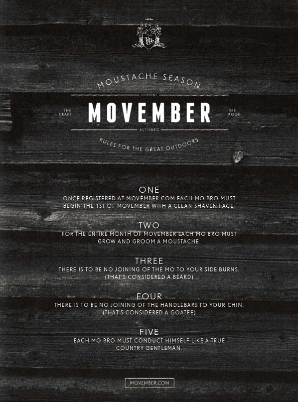 Movember_Rules